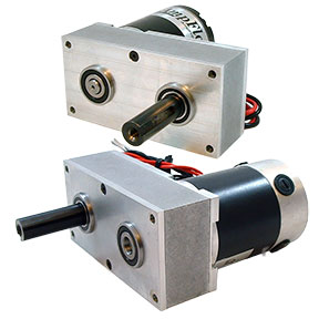 Ampflow Motors with Speed Reducers