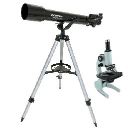 Telescopes and Microscopes