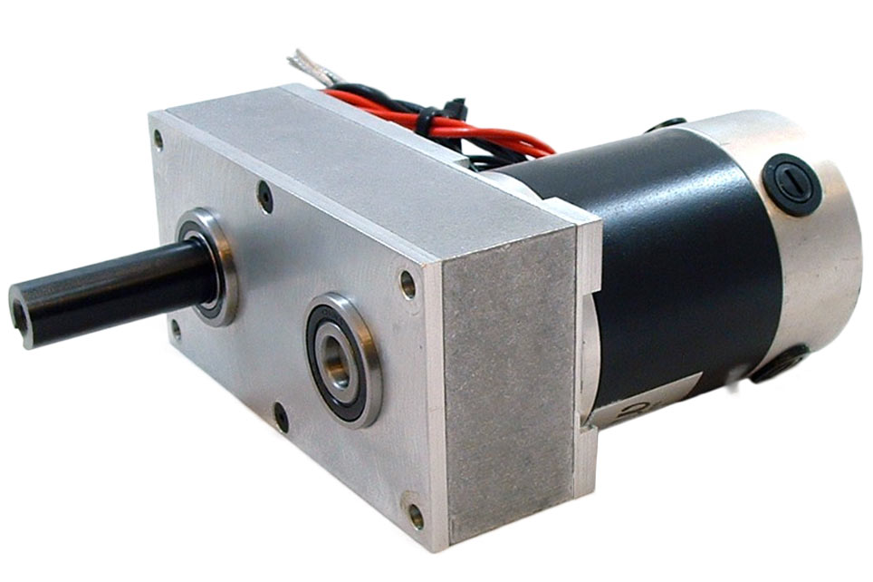 AmpFlow A28-150 Motor with Speed Reducer