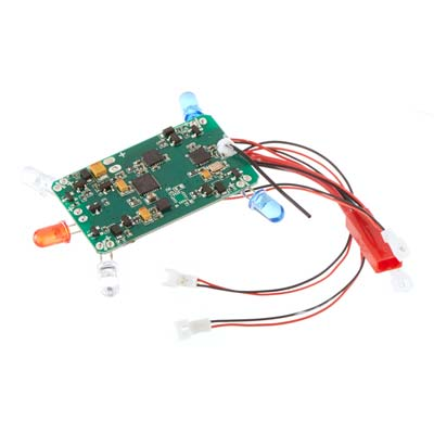 E-Board Blue: Ominus Quadcopter