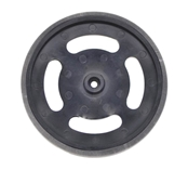 2-5/8 in. Servo Tire and Wheel for Futaba Spline