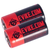 Evike CR123A Batteries (Two)