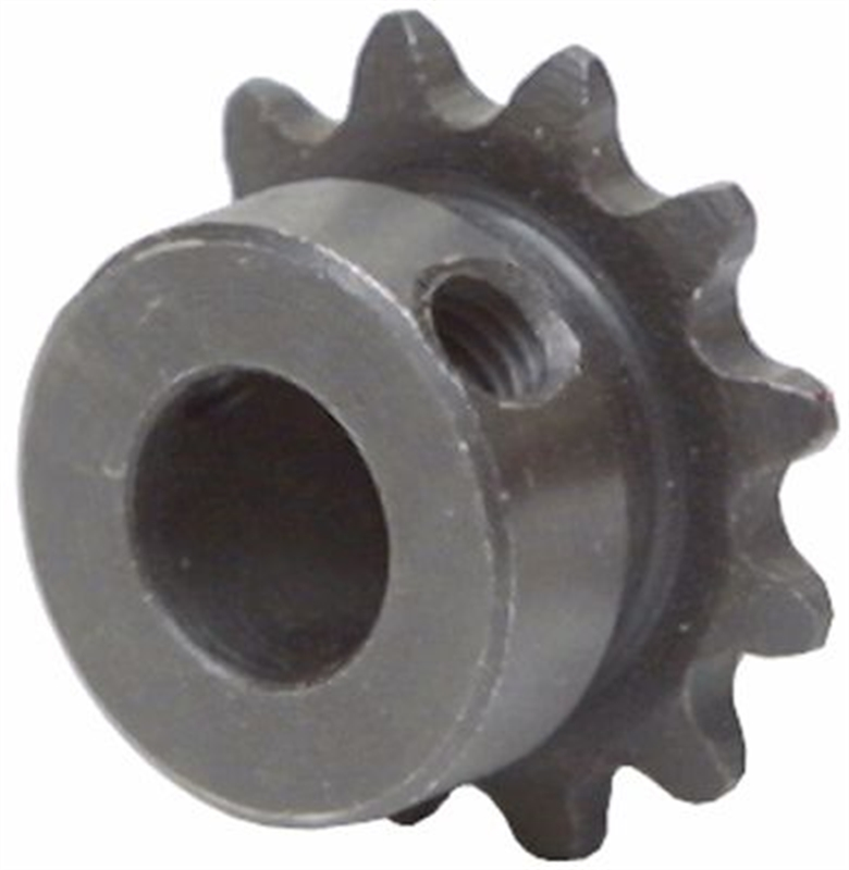 1/4 pitch Type B Sprocket - 9 teeth, 1/4 inch bore