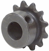 3/8 pitch Type B Sprocket - 9 teeth, 3/8 inch bore