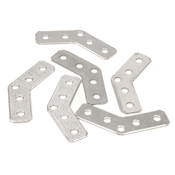VEX Robotics 45 Degree Gusset, 6-pack