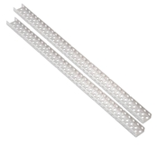 VEX Robotics Metal C-Channel 1x2x1x35 Holes, 2-pack