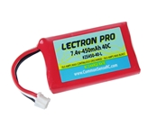 Lectron Pro 450mAh 2S 7.4V 40C LiPoly Pack - Blade 130X