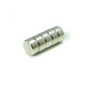 Neodymium Disc Magnet 3/8 x 3/16 - Sold individually