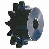 1/2 pitch Type B Sprocket - 10 teeth, 1/2 inch bore