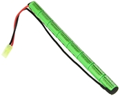 Battery - Valken Energy 9.6v NiMH 1600m Stick Pack Mini-1of6