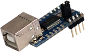 USB/Serial Converter for Arduino Mini