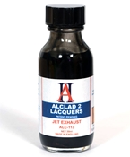 Jet Exhaust 1oz by Alclad II Lacquers