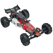 ARRMA 1/8 RAIDER XL MEGA RTR Red/White