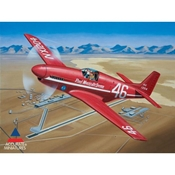 1/48 P-51C Mustang, Air Racer  by Accurate Miniatures