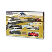 HO Thoroughbred Train Set by Bachmann Industries