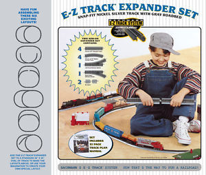 HO NS EZ Layout Expander Set by Bachmann Industries