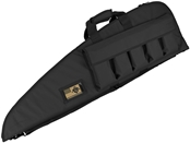 Evike.com Official Licensed Deluxe Tactical Padded Rifle Bag Black 42 inch