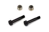 Blade Main Rotor Blade Mounting Screw & Nut Set (2): B450