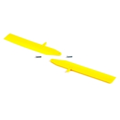 Blade Fast Flight Main Rotor Blade Set, Yellow: nCP X