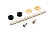 Blade Feathering Spindle with O-rings & Bushings: 130 X
