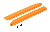 Blade Hi-Performance Main Rotor Blade Set Orange: 130 X