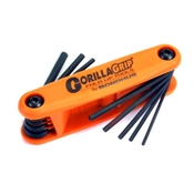 Bondhus Gorilla Grip 12-Piece Inch/Metric Hex Set