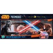 Star Wars Light Sabre Duel Puzzle 750pcs
