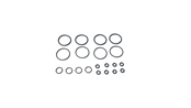 Cen Racing Shock O-Ring Repair Kit