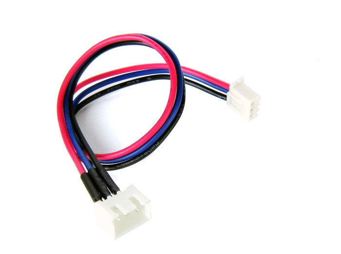 CSR 10.5in. Extension Cord for 2 Cell Packs