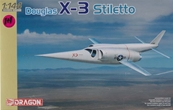1/144 Douglas X-3 Stiletto (Twin Pack)