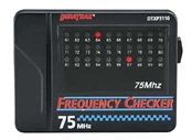 75Mhz Frequency Checker