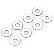 Dubro 2.5mm Flat Washers