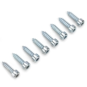 Dubro #6 x 1/2in Socket Head Sheet Metal Screws (8)