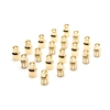 Gold Bullet Connector Set, 8.0mm (10)