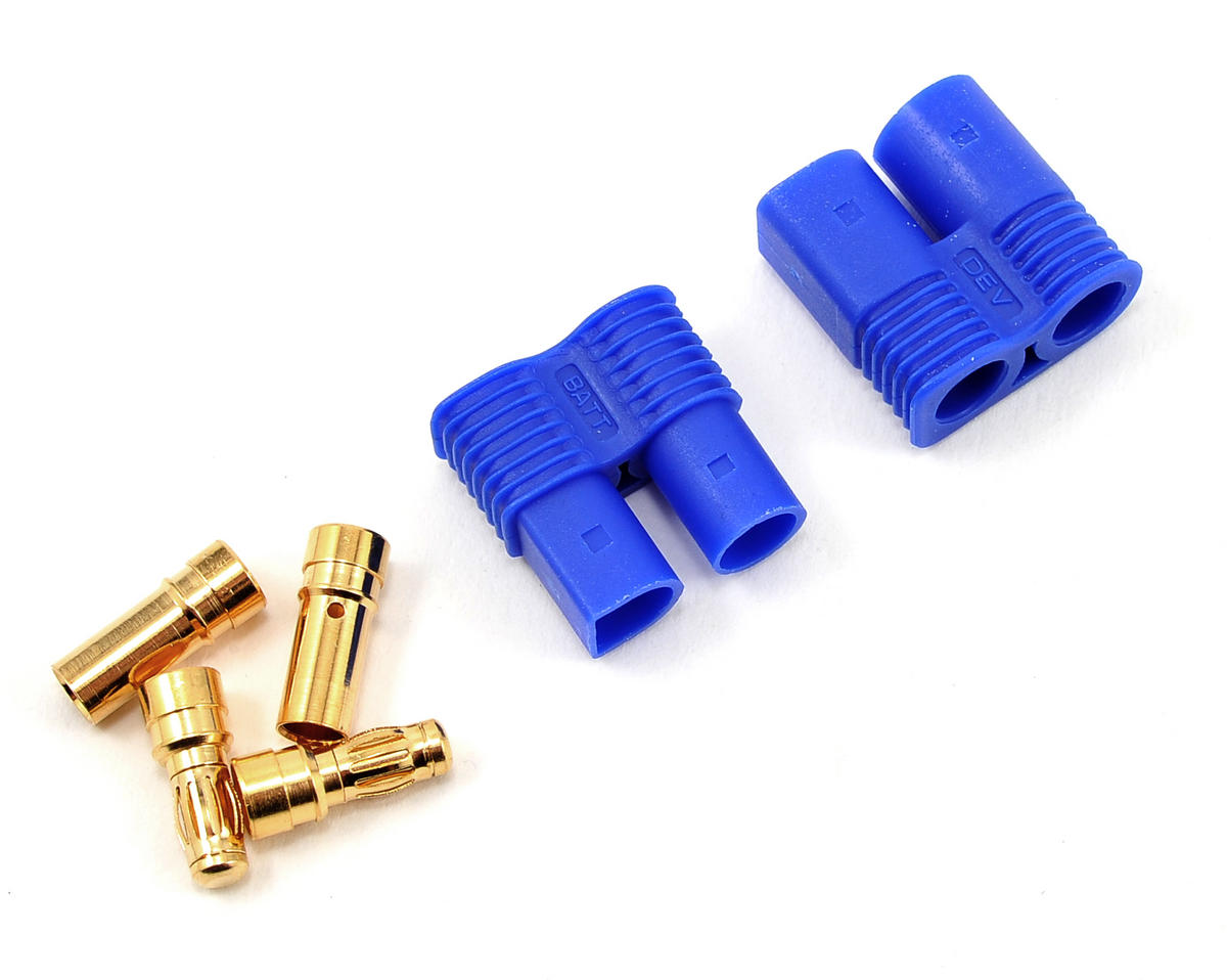 EC3 Device & Battery Connector Set, Male/Female