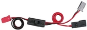 Futaba SWH13 Switch Harness & Charge Cord Mini J