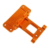 Arm Mount/Chassis Plate, Orange: SC10