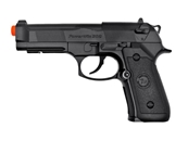 Win Gun High Power M9 CO2 Powered Airsoft Pistol - Black
