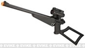 KJW GR-6702 New Ver. Carbine MKI Airsoft Gas Powered Sniper Rifle w/ Metal Hopup