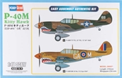 1/48 P-40M Kitty Hawk Fighter