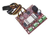 Hydra 3-Channel H-Bridge Speed Controller
