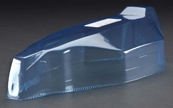 JConcepts Illuzion Over Tray Clear SC10