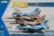 1/48 F16A/B Naval Strike Air warfare Center  (NSAWC) Adversary Aircraft