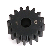 1.0 Module Pitch Pinion,16T: 8E,SCTE