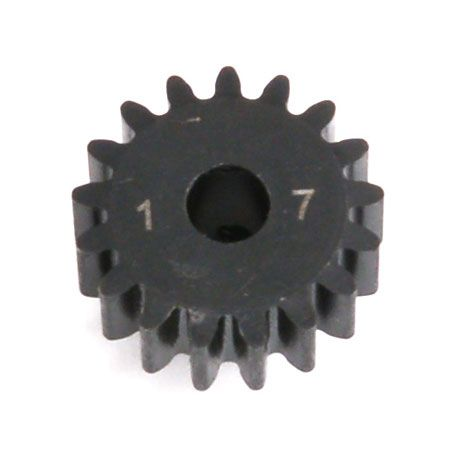 1.0 Module Pitch Pinion, 17T: 8E,SCTE