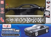 Maisto 1/24 Assembly Line 08 Dodge Challenger Metal