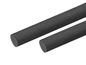 Midwest Carbon Fiber Rod, 24in., .040 (2)