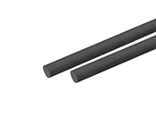 Midwest Carbon Fiber Rod, 24in., .050 (2)