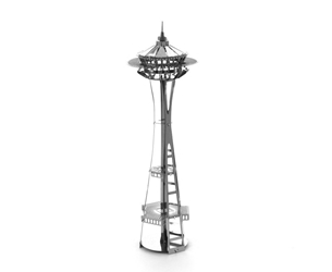 Metal Earth- Seattle Space Needle- Metal Sculpture Kit