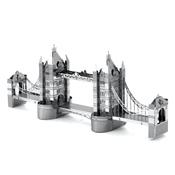 Metal Earth: London Tower Bridge Metal Sculpture